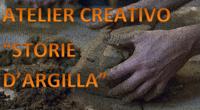 Atelier creativo - Storie d'argilla